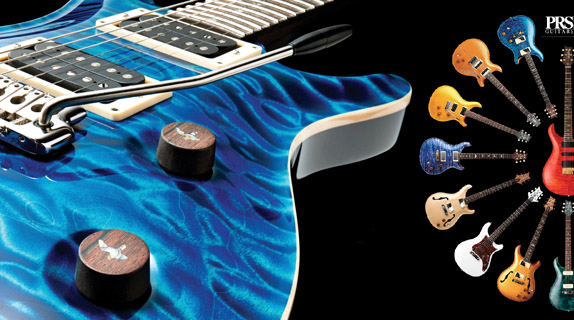 chitarre paul reed smith
