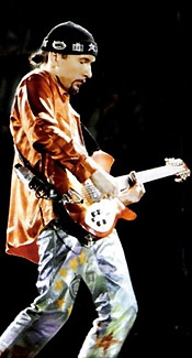 the edge con rickenbacker